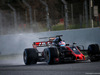 TEST F1 BARCELLONA 2 MARZO, Romain Grosjean (FRA) Haas F1 Team VF-17. 02.03.2017.