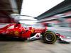 TEST F1 BARCELLONA 8 MARZO, Kimi Raikkonen (FIN) Ferrari SF70H leaves the pits. 08.03.2017.