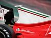 TEST F1 BARCELLONA 8 MARZO, Ferrari SF70H engine cover T-Wing. 08.03.2017.