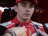 TEST F1 BUDAPEST 01 AGOSTO, Charles Leclerc (MON) Ferrari Test Driver with the media. 01.08.2017.
