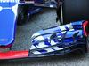 TORO ROSSO STR12, Scuderia Toro Rosso STR12 front wing detail. 26.02.2017.