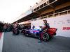 TORO ROSSO STR12, (L to R): Daniil Kvyat (RUS) Scuderia Toro Rosso STR12 with Carlos Sainz Jr (ESP) Scuderia Toro Rosso. 26.02.2017.