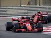 GP ABU DHABI, 25.11.2018 - Gara, Sebastian Vettel (GER) Ferrari SF71H davanti a Kimi Raikkonen (FIN) Ferrari SF71H