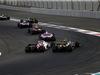 GP ABU DHABI, 25.11.2018 - Gara, Marcus Ericsson (SUE) Sauber C37 e Carlos Sainz Jr (ESP) Renault Sport F1 Team RS18