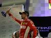 GP ABU DHABI, 25.11.2018 - Gara, 2nd place Sebastian Vettel (GER) Ferrari SF71H