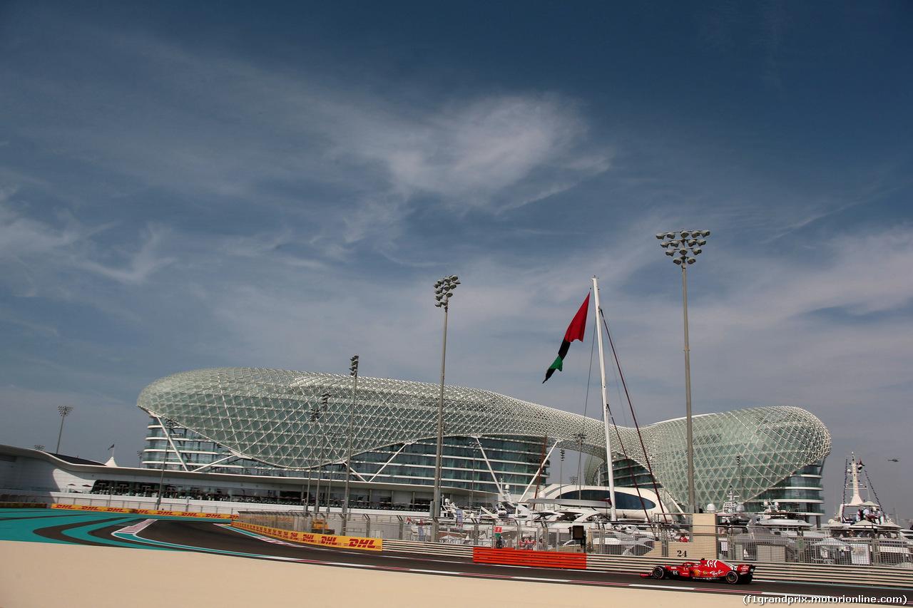 GP ABU DHABI - Qualifiche e Prove Libere 3