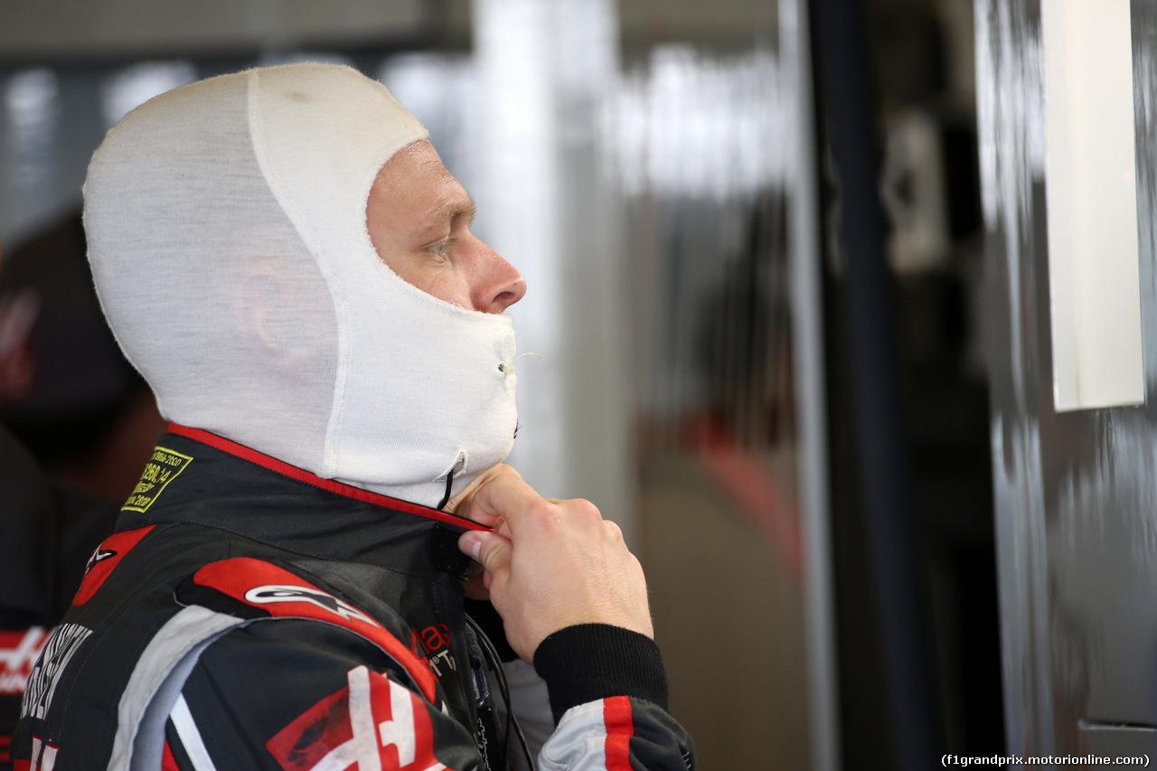 GP ABU DHABI, 24.11.2018 - Prove Libere 3, Kevin Magnussen (DEN) Haas F1 Team VF-18