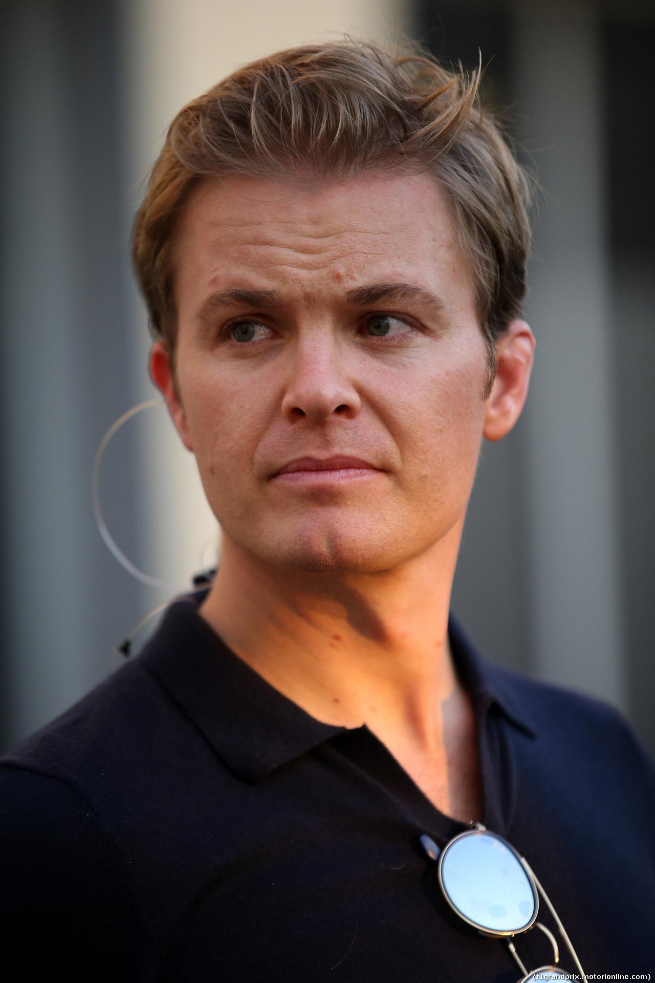 GP ABU DHABI, 24.11.2018 - Qualifiche, Nico Rosberg (GER)