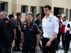 GP ABU DHABI, 24.11.2018 - Christian Horner (GBR), Red Bull Racing, Sporting Director e Toto Wolff (GER) Mercedes AMG F1 Shareholder e Executive Director