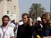GP ABU DHABI, 24.11.2018 - Free Practice 3, Timo Glock (GER) e Nico Rosberg (GER)