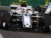 GP ABU DHABI, 24.11.2018 - Qualifiche, Charles Leclerc (MON) Sauber C37 davanti a Marcus Ericsson (SUE) Sauber C37