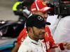 GP ABU DHABI, 24.11.2018 - Qualifiche, Lewis Hamilton (GBR) Mercedes AMG F1 W09 pole position e 3rd place Sebastian Vettel (GER) Ferrari SF71H