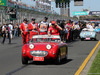 GP AUSTRALIA, 25.03.2018 - Kimi Raikkonen (FIN) Ferrari SF71H at drivers parade