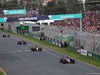 GP AUSTRALIA, 25.03.2018 - Gara, Romain Grosjean (FRA) Haas F1 Team VF-18
