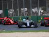 GP AUSTRALIA, 25.03.2018 - Gara, Lewis Hamilton (GBR) Mercedes AMG F1 W09 e Kimi Raikkonen (FIN) Ferrari SF71H