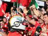 GP AUSTRALIA, 25.03.2018 - Gara, Sebastian Vettel (GER) Ferrari SF71H vincitore