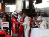 GP AUSTRALIA, 25.03.2018 - Gara, Sebastian Vettel (GER) Ferrari SF71H vincitore e 2nd place Lewis Hamilton (GBR) Mercedes AMG F1 W09