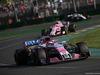 GP AUSTRALIA, Sergio Perez (MEX) Sahara Force India F1 VJM011 25.03.2018 - Gara,