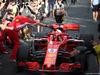 GP AUSTRALIA, 25.03.2018 - Gara, Maurizio Arrivabene (ITA) Ferrari Team Principal e Sebastian Vettel (GER) Ferrari SF71H vincitore