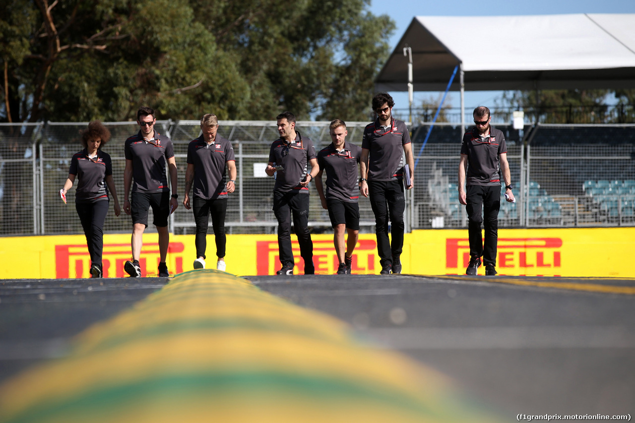 GP AUSTRALIA, 21.03.2018 - Kevin Magnussen (DEN) Haas F1 Team VF-18