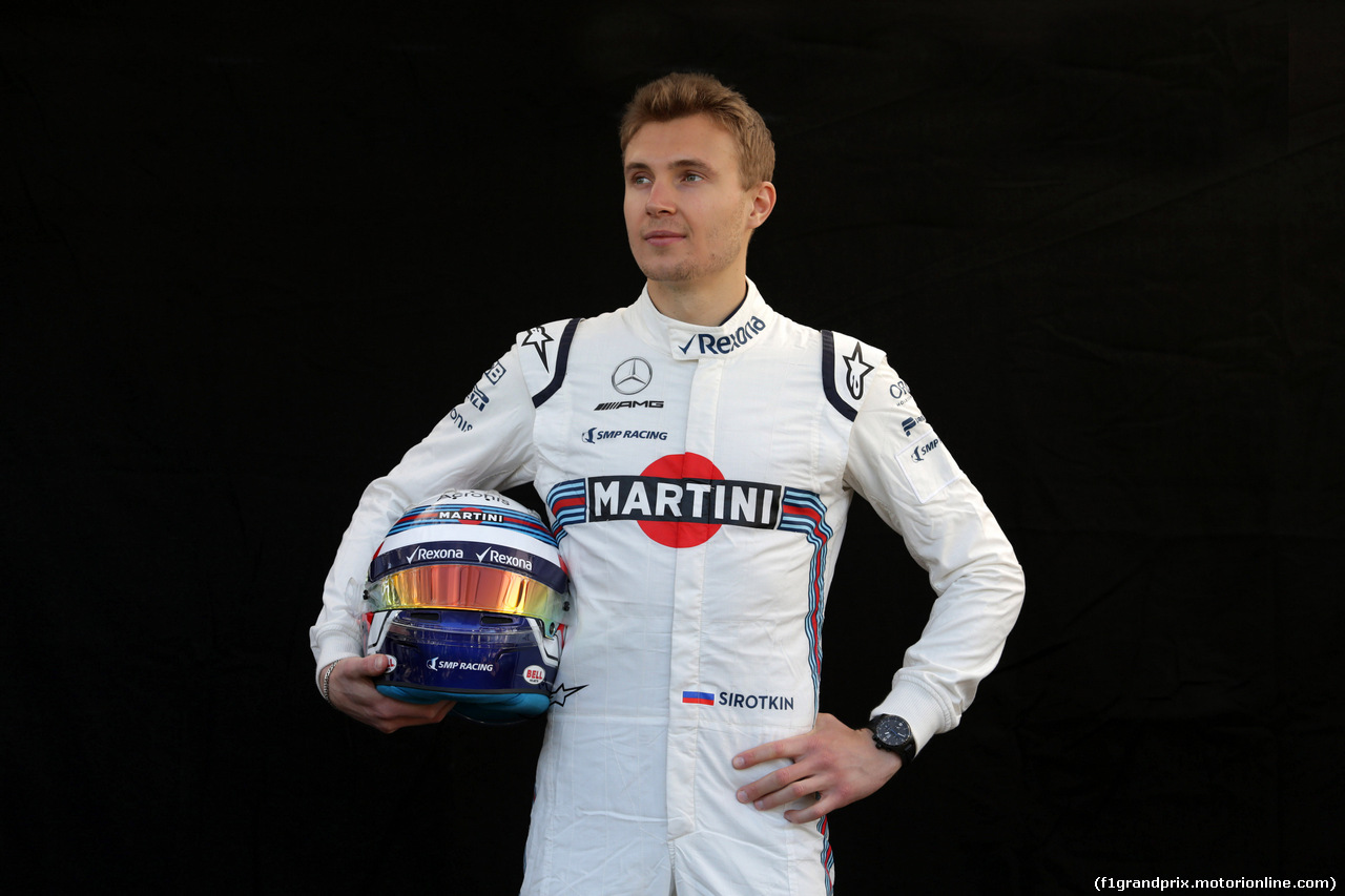 GP AUSTRALIA, 22.03.2018 - Sergey Sirotkin (RUS) Williams FW41