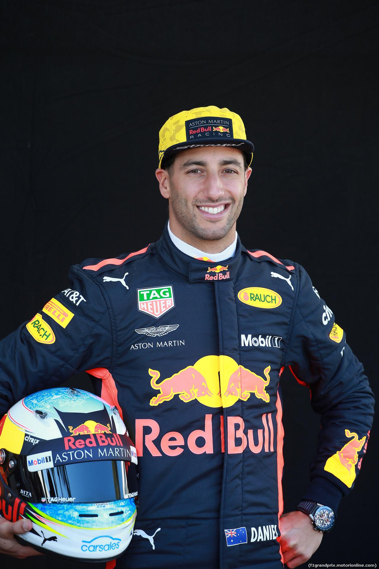 GP AUSTRALIA, 22.03.2018 - Daniel Ricciardo (AUS) Red Bull Racing RB14