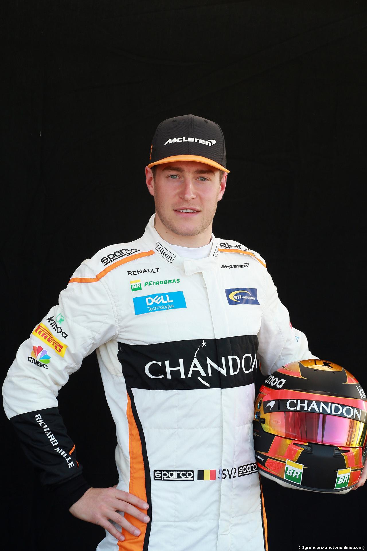 GP AUSTRALIA, 22.03.2018 - Stoffel Vandoorne (BEL) McLaren MCL33