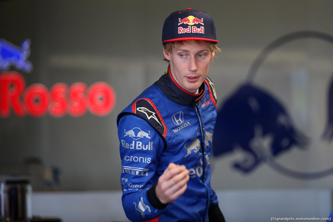 GP AUSTRALIA, 22.03.2018 -  Brendon Hartley (NZL) Scuderia Toro Rosso STR13