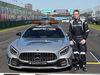 GP AUSTRALIA, 21.03.2018 - Bernd Maylander (GER) FIA Safety Car Driver