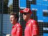 GP AUSTRALIA, 21.03.2018 - Sebastian Vettel (GER) Ferrari SF71H