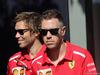 GP AUSTRALIA, 22.03.2018 - Antti Kontsas (FIN) Sebastian Vettel Personal Trainer e Sebastian Vettel (GER) Ferrari SF71H