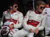 GP AUSTRALIA, 22.03.2018 - Charles Leclerc (MON) Sauber C37 e Marcus Ericsson (SUE) Sauber C37