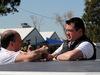 GP AUSTRALIA, 22.03.2018 - Frederic Vasseur (FRA) Sauber Team Principal e Eric Boullier (FRA) McLaren Racing Director