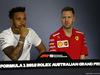 GP AUSTRALIA, 22.03.2018 - Conferenza Stampa, Lewis Hamilton (GBR) Mercedes AMG F1 W09 e Sebastian Vettel (GER) Ferrari SF71H