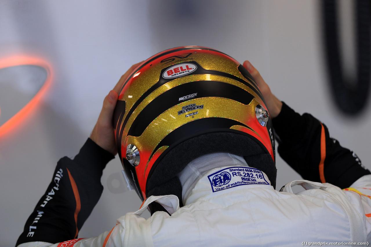 GP AUSTRALIA, 24.03.2018 - Prove Libere 3, Stoffel Vandoorne (BEL) McLaren MCL33