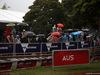 GP AUSTRALIA, 24.03.2018 - Rain falls in the Albert Park.