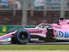 GP AUSTRALIA, 24.03.2018 - Free Practice 3, Sergio Perez (MEX) Sahara Force India F1 VJM011