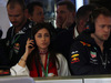 GP AUSTRALIA, 24.03.2018 - Free Practice 3, Dilara Sanlik (GER) girlfriend of Max Verstappen (NED)