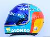 GP AUSTRALIA, 23.03.2018 - The helmet of Fernando Alonso (ESP) McLaren MCL33