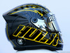 GP AUSTRALIA, 23.03.2018 - The helmet of Nico Hulkenberg (GER) Renault Sport F1 Team RS18
