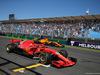 GP AUSTRALIA, 23.03.2018 - Free Practice 1, Kimi Raikkonen (FIN) Ferrari SF71H e Fernando Alonso (ESP) McLaren MCL33