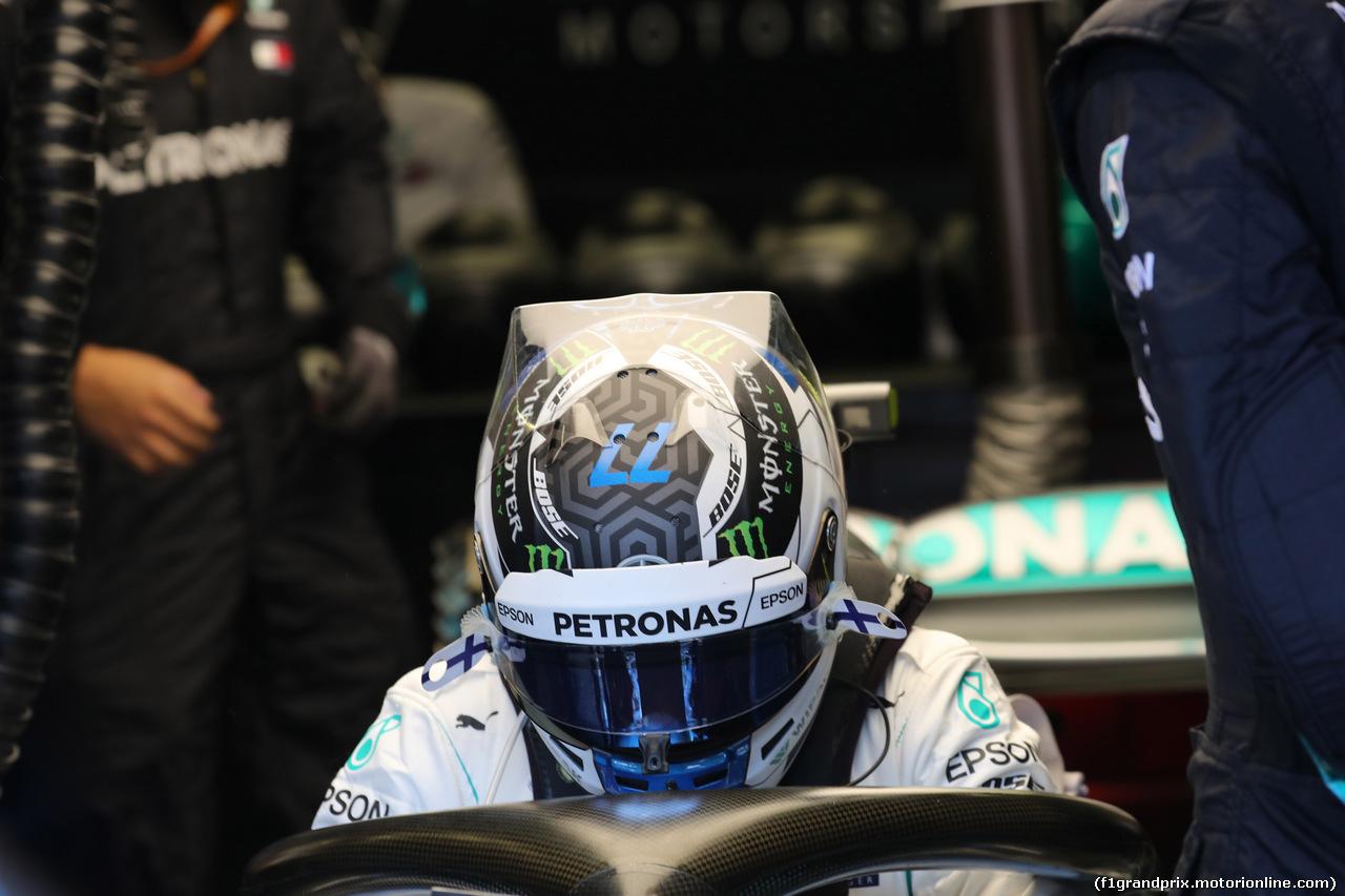 GP AUSTRIA, 01.07.2018- Valtteri Bottas (FIN) Mercedes AMG F1 W09