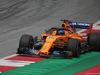 GP AUSTRIA, 30.06.2018- Qualifiche, Fernando Alonso (ESP) McLaren Renault MCL33