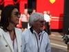 GP AUSTRIA, 30.06.2018- Bernie Ecclestone (GBR) with Fabiana Flosi (BRA)