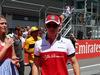 GP AUSTRIA, 01.07.2018- Charles Leclerc (GER) Alfa Romeo Sauber C37