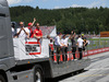 GP AUSTRIA, 01.07.2018- Drivers Parade