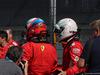 GP AUSTRIA, 01.07.2018- race Parc ferme Sebastian Vettel (GER) Ferrari SF71H