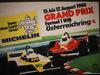 GP AUSTRIA, 28.06.2018- 1980 Austrian GP poster