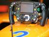 GP AUSTRIA, 29.06.2018- Free Practice 1, McLaren Renault MCL33 steering wheel