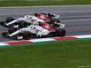 GP AUSTRIA, 29.06.2018- Free Practice 2, Marcus Ericsson (SUE) Alfa Romeo Sauber C37 e Charles Leclerc (GER) Alfa Romeo Sauber C37